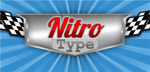 Select  to access Nitro Type in a new window