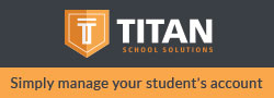 Select to redirect to Titan School Solutions in new window.