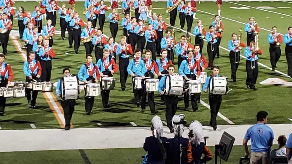 Southside High School Marching Band