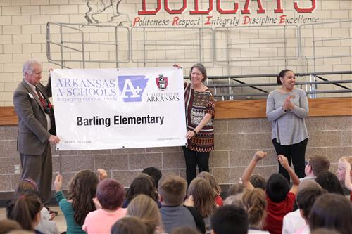 Barling Elementary Assembly
