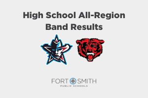 High School All Region Band Results