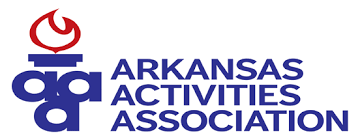 Arkansas Activities Association logo