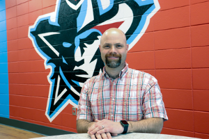 Southside Teacher Receives 2021 Distinguished High School Mentor Award