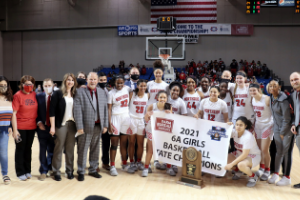 Northside Lady Bears Win State Championship