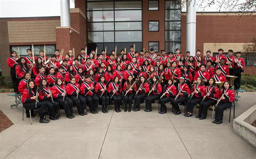 Kimmons Junior High School Band