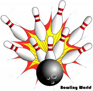 Bowling World Logo